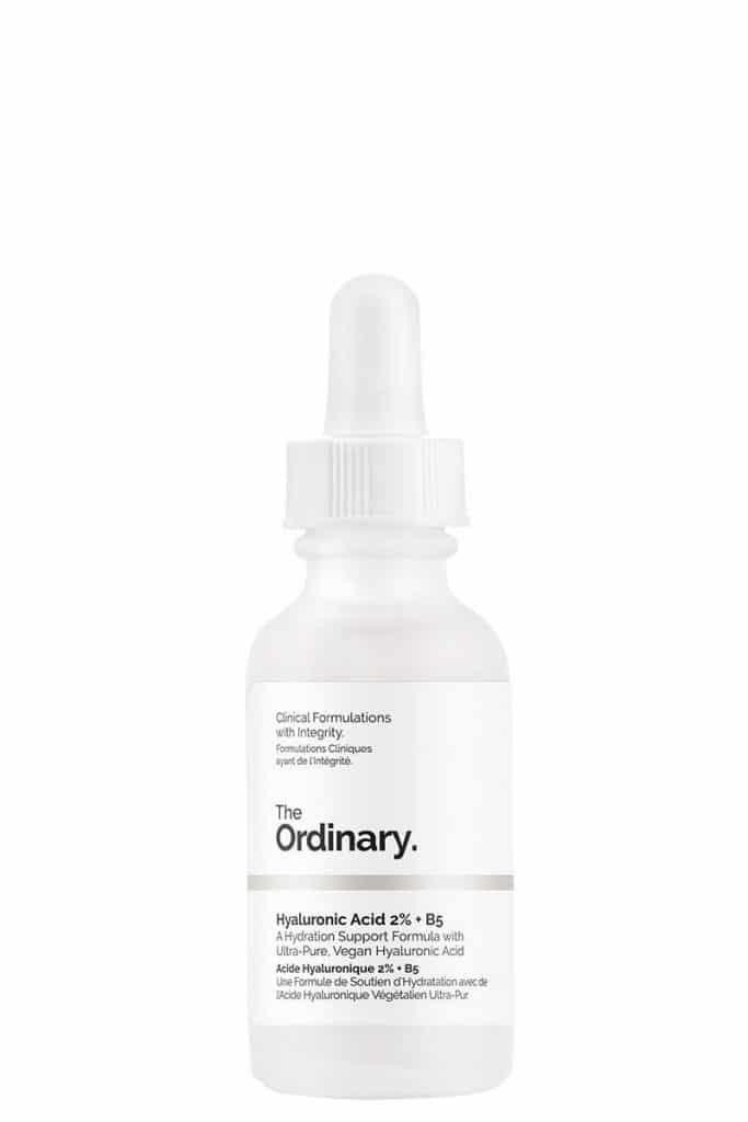 The Ordinary Hyaluronic Acid 2%+B5