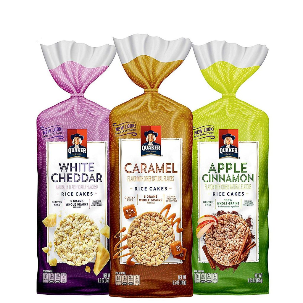 Rice Cakes for Healthy Snack Options