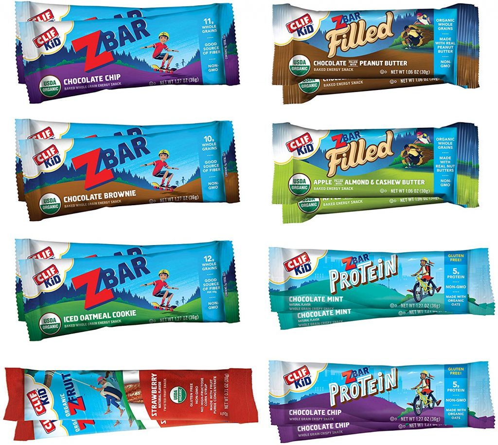 Healthy Road Trip Snacks that are Kid Approved