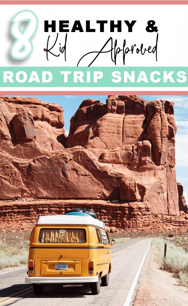 8 Healthy Road Trip Snacks that are Kid-Approved