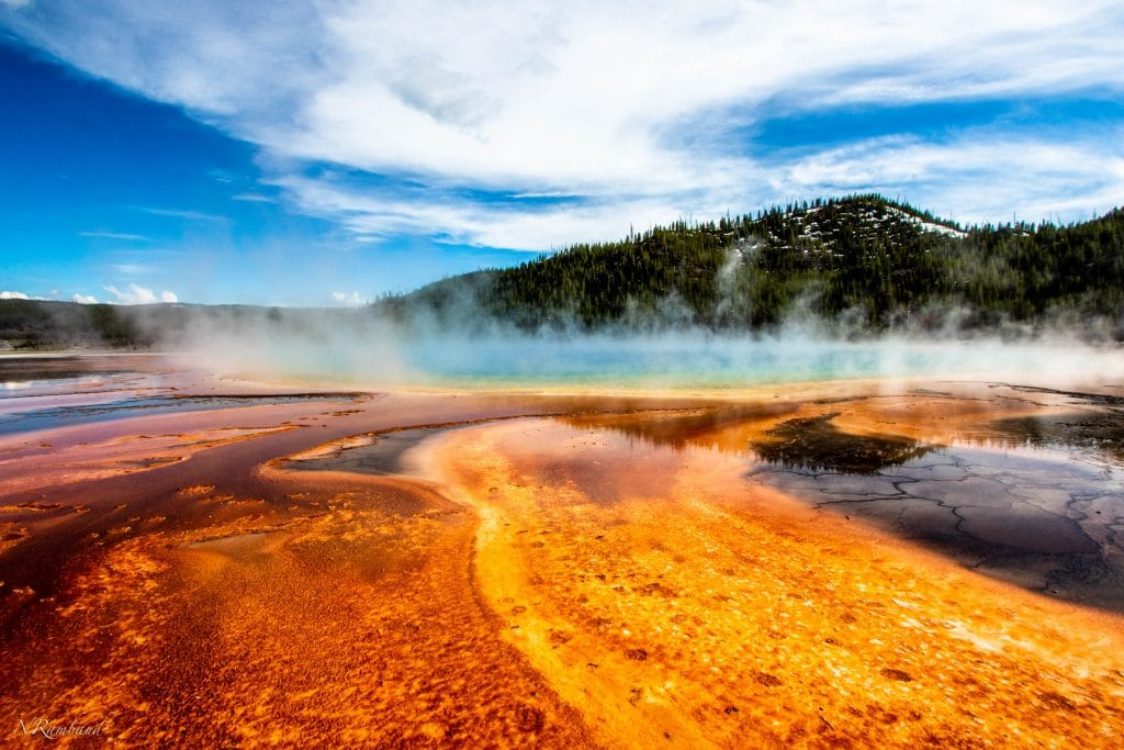 Family Travel Bucket List within the US: Yellowstone National Park