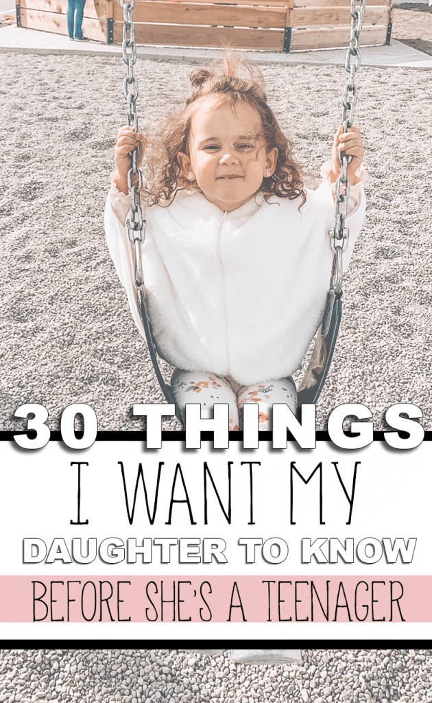 30 Life Lessons That I want to Instill in my Daughters as they grow into their early adult life