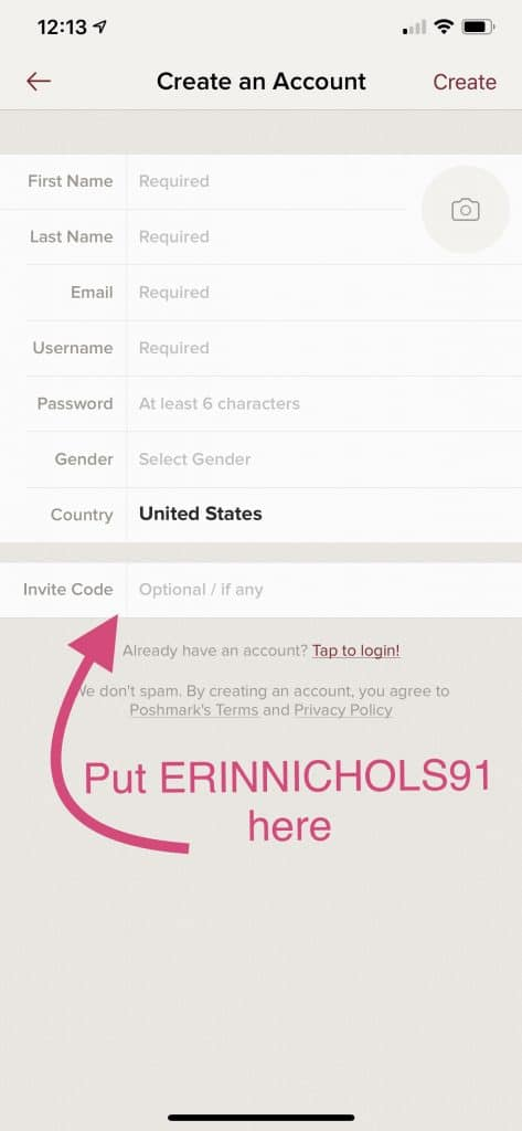 Use my Poshmark Invite code to get $10 off your first order: ERINNICHOLS91