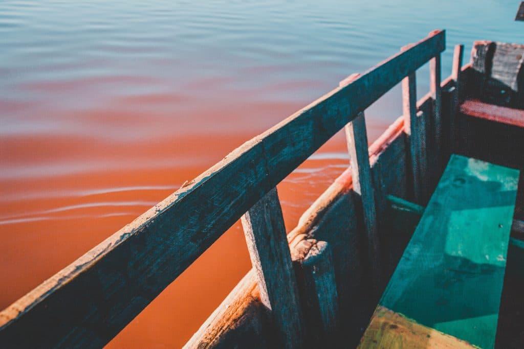 Senegal Pink Lake, Lake Retba