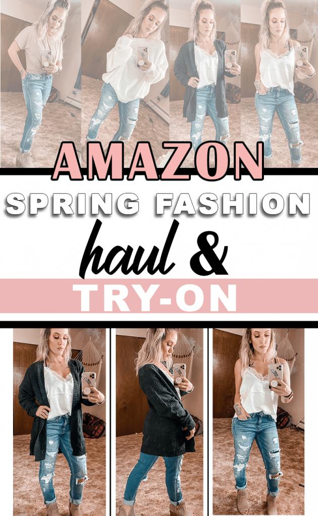 2020 Amazon Haul: Casual Spring Fashion on a Budget