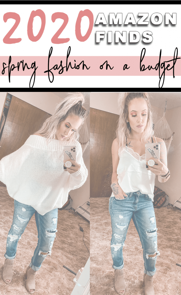 Amazon Fashion Finds for Spring: Classy and Casual on a Budget