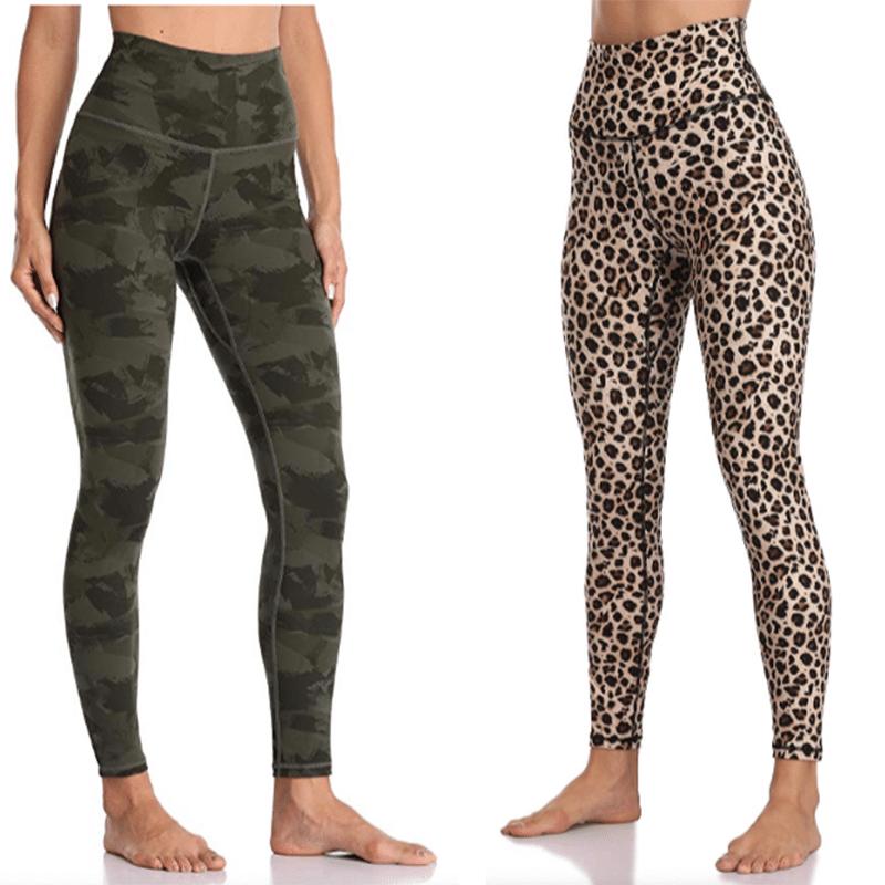 Colorfulkoala leggings, Align Dupe on Amazon