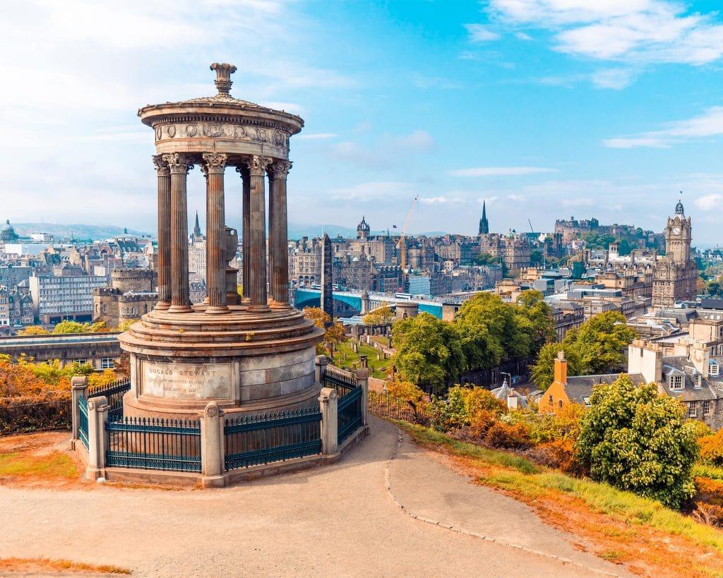 Scotland Vacation Spots