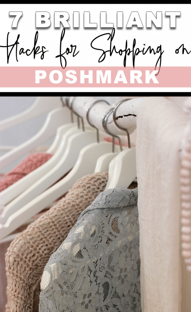 Finding Cheap and Trendy Clothes on Poshmark made easy. Get my top tips for getting the best deals on your favorite fashion brands.