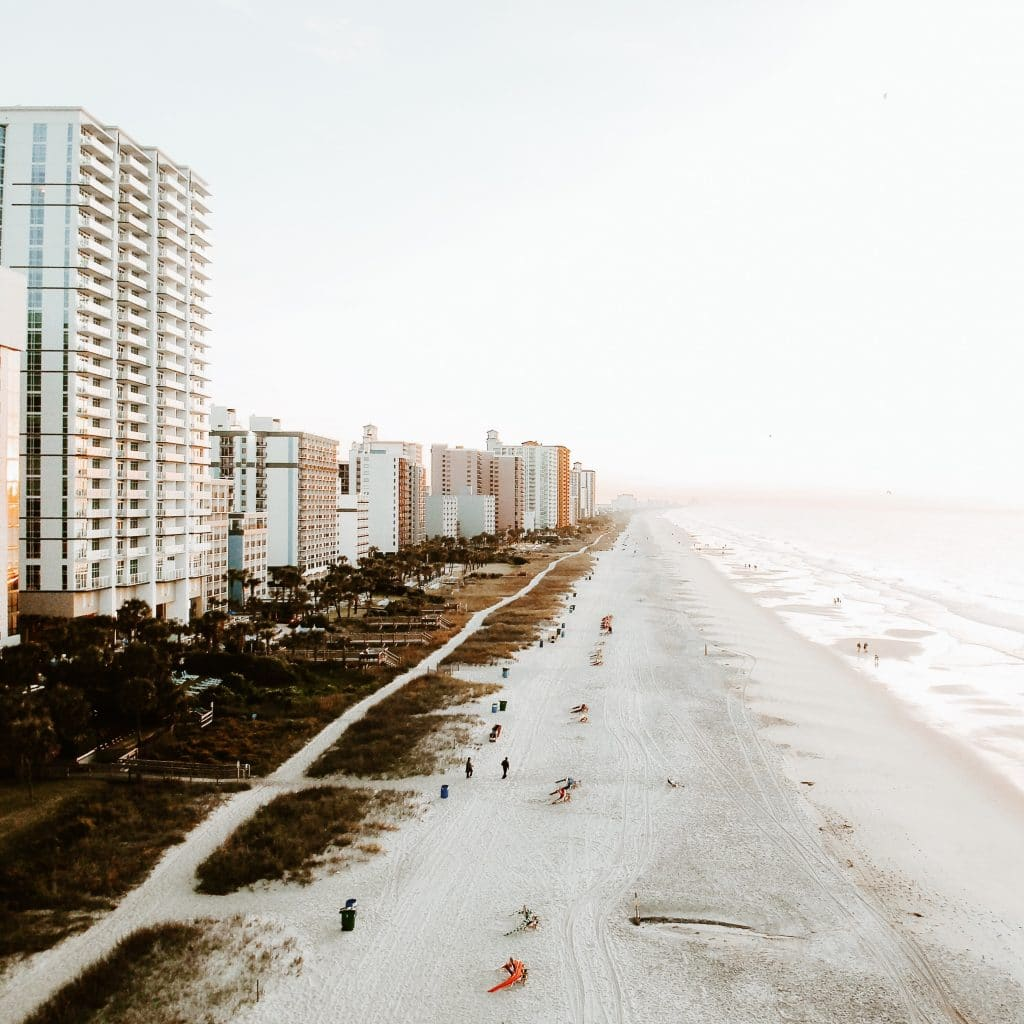 Myrtle Beach Vacation with kids