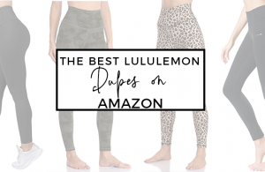 The Best Lululemon Dupes on Amazon