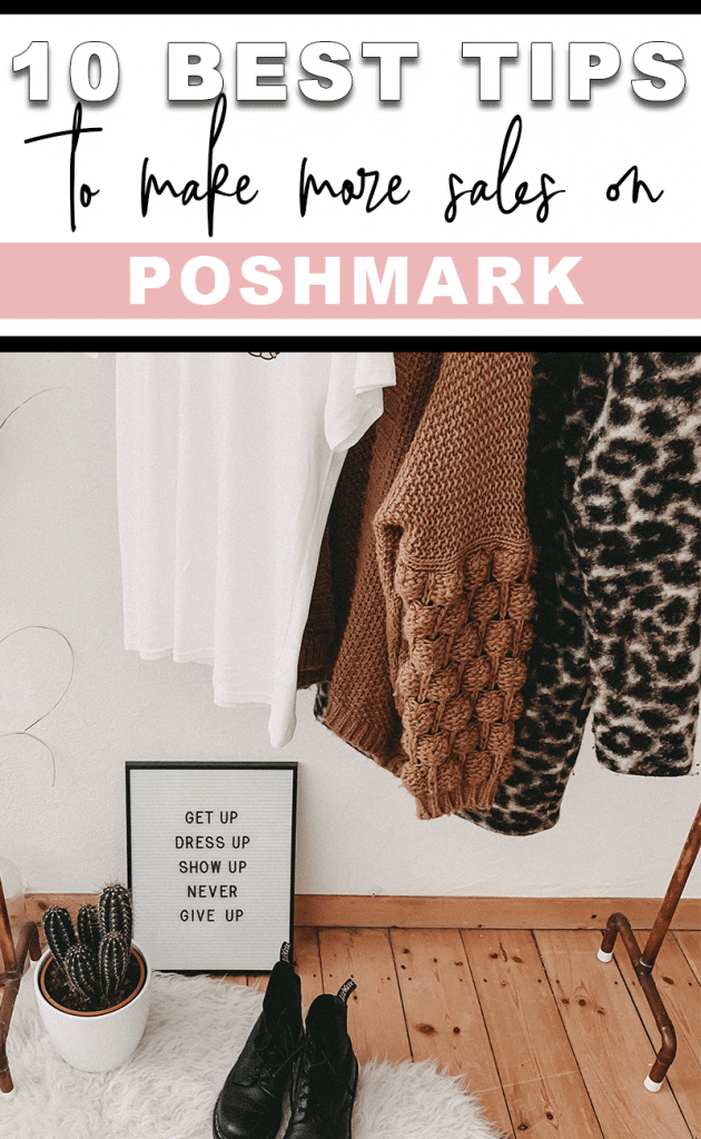 Want to make $1000 or more per month selling your clothes on Poshmark? Here is how to get started on the fast track.