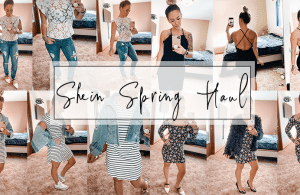 Shein Haul: Spring Fashion on a Budget