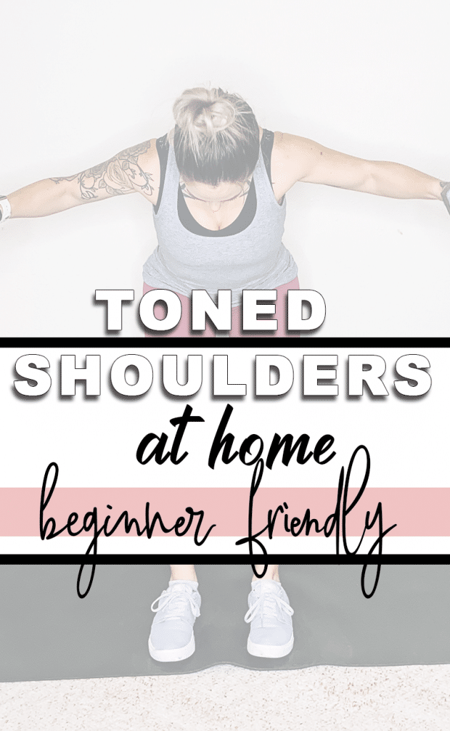 At-Home Shoulder Workout: Beginner Friendly