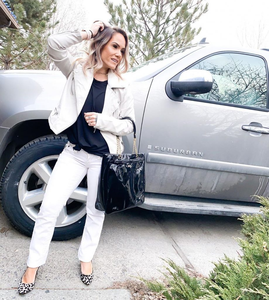 Spring Outfit Ideas: Neutrals and Monochrome