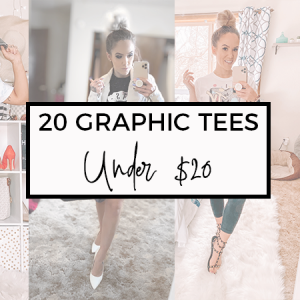 20 Best Graphic Tees Under $20
