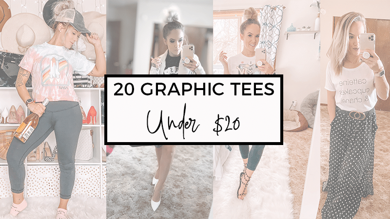 20 Graphic Tees Under $20